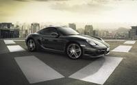 Cayman S Porsche Design Edition 1: le noir lui va si bien!