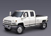 Chevrolet Kodiak C4500 Pick-up