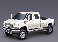 Chevrolet Kodiak C4500 Pick-up
