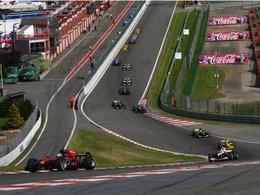 AutoGP/Spa - Week-end quasi parfait pour Romain Grosjean