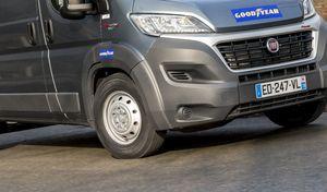 Pneumatiques - L'offensive de Goodyear chez les véhicules utilitaires