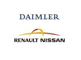 Daimler et Renault-Nissan récompensés pour leur association