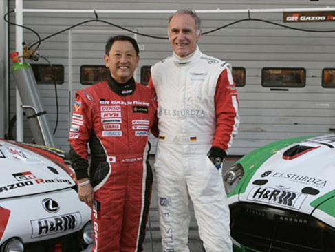 Aston Martin: bientôt avec des moteurs Toyota