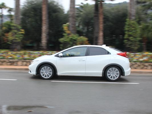 La Honda Civic cinq portes ne sera plus réservée qu'au marché européen