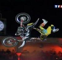 SX Bercy 2011 : Tom Pagès et le freestyle au 20H de TF1