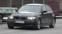 Future BMW Série 1: 1,3 litre turbo en entrée de gamme