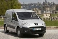 """Le Peugeot Partner sacré """"Véhicule utilitaire de l'année"""""""