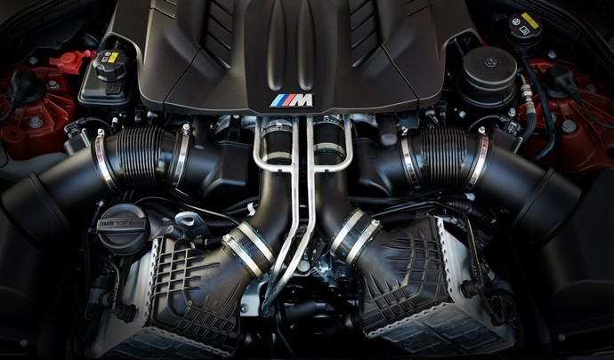 Le futur Range Rover avec V8 BMW