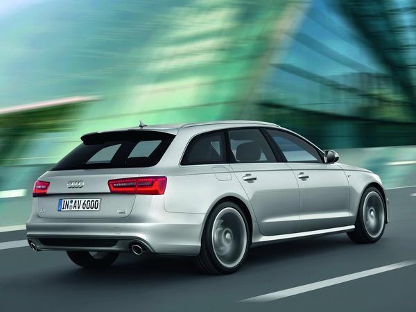 Nouvelle Audi A6 Avant : infos, photos (70) et vidéos (4)