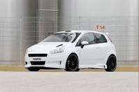 Fiat Punto Grande Novitec : X-Treme