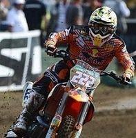 Motocross mondial - Lierop : Cairoli vers un 6ème titre