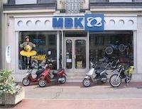 MBK : opération de reprise pour la rentrée