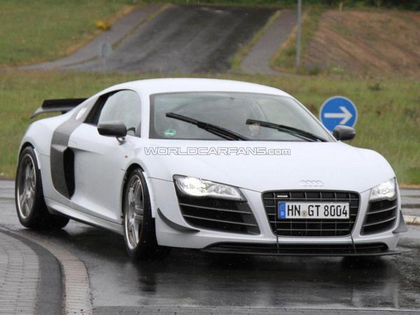 """Une Audi R8 GT """"Track Edition"""" en préparation?"""