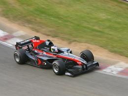 AutoGP - Romain Grosjean immédiatement au top
