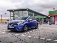 Nissan lance la série spéciale N-Tec sur la Note