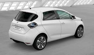 Renault: la Zoé peut être achetée avec ses batteries, dès32.600€