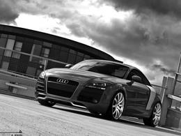 Audi TR8 par Project Kahn : confusion