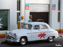 Miniature : 1/43ème - SIMCA Aronde 1954