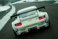 911 GT3 RSR version 2009: l'arme de Porsche en GT2