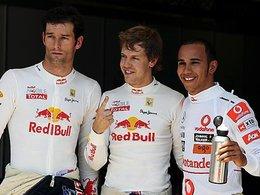 F1 GP d'Europe - qualifications : Vettel de retour devant Webber