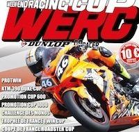 WERC GP Racer à Ledenon les 17 et 18 mai