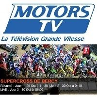 SX Bercy 2011 : les images des trois jours sur Motors TV