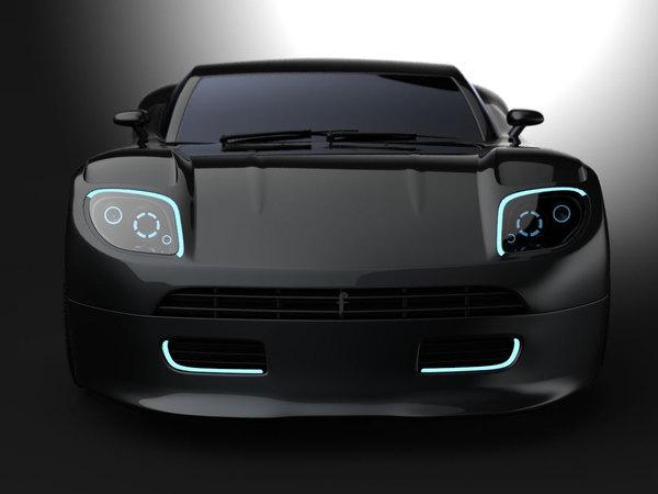 Pininfarina Coupe Concept: une proposition de futur coupé Fiat