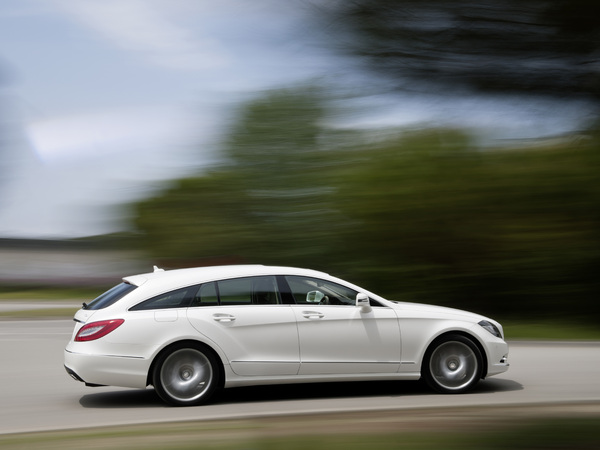 Mercedes CLS Shooting Brake : de 64.300€ à 133.000€