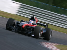AutoGP/Spa: Romain Grosjean en pole!