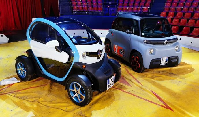 Les 2 voitures sans permis électriques du salon Caradisiac Electrique/hybride 2021: quel modèle choisir?
