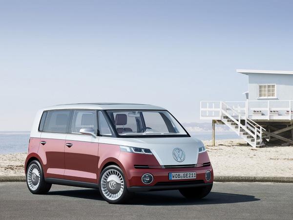 Le Volkswagen Combi de retour, en électrique ?