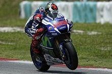 MotoGP - Tests Malaisie : Lorenzo garde l'avantage