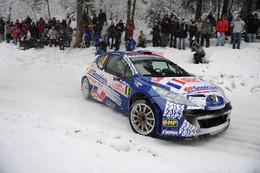 IRC Monte-Carlo Jour 2 : Sébastien Ogier passe en tête