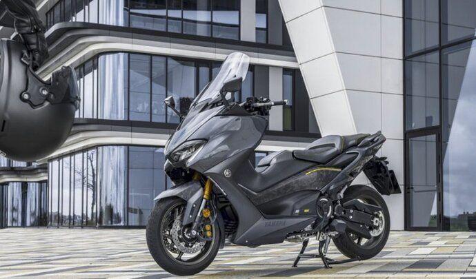 Le Yamaha TMax 20ème anniversaire ouvre ses pré-réservations!
