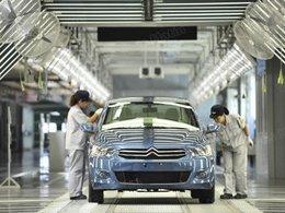PSA : les ventes en forte hausse en Chine