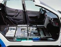 PSA Peugeot Citroën ont présenté une nouvelle pile à combustible