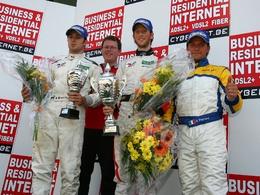 AutoGP/Spa: 1ère course, 1ère victoire pour Romain Grosjean