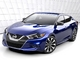 Salon de New York : Nissan montre sa Maxima sous toutes les coutures