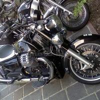 Actualité moto - Moto Guzzi: Une nouvelle idée de la California 1400
