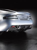 Salon de Francfort 2007: Aston Martin DBS, une sélection de photos!