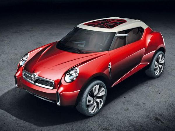 La future MG Roadster sera un SUV!