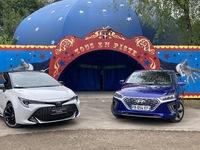Les 3 berlines compactes hybrides du salon Caradisiac Electrique/hybride 2021: quel modèle choisir ?