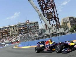 F1 - GP d'Europe : Sebastian Vettel gagne, Mark Webber se crashe lourdement