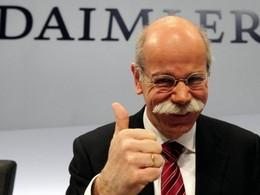 Dieter Zetsche bientôt prolongé à la tête de Daimler