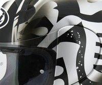 casque arai viper okada
