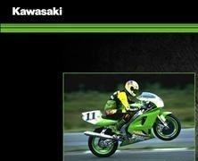 Actualité - Kawasaki: les 30 ans du Ninja c'est aussi sur la toile
