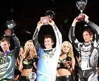 SX Bercy 2011 : Eli Tomac s'impose en finale du vendredi