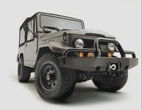 TLC Icon, réplique du bon vieux Toyota FJ40