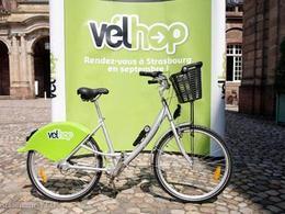 Un système de vélos partagés à Strasbourg dès septembre 2010 : Vélhop