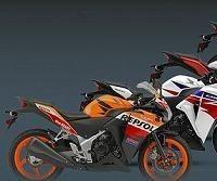 Actualité moto - Honda: La CBR250R s'attend à en voir de toutes les couleurs